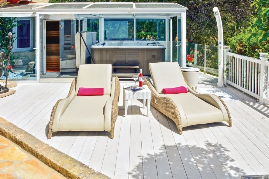 luxury Villa Ocean view Spa area