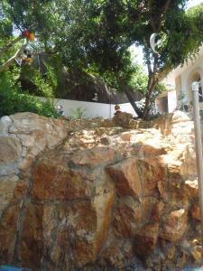 disney-water-fall-at-mallorca-holiday-villa