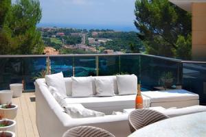 ibiza deck at portals nous holiday villa